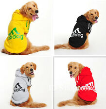 Hot Pet Puppy Dog Coat Clothes Hoodie Sweater Costumes Size 3XL-9XL  C112