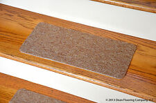 "Dean Affordable Non-Skid DIY Carpet Stair Treads - 18"" x 8"""