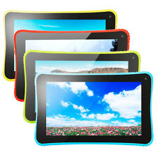 "Multi-Color 7"" Tablet PC 8GB Dual Core Camera Android 4.2 for Kids Children WiFi"