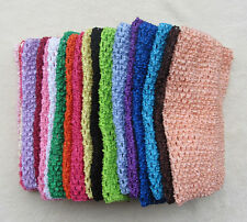 Newborn Baby Crochet Top Tube HairBand head band Wrapped chest Photography Prop