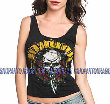 Affliction Nightrain AW9973 New Women`s Corset Top