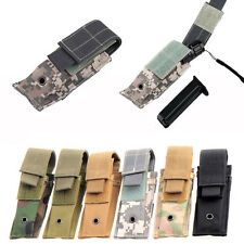 MOLLE Tactical Military Army Camo Cartridge Clip Pouch Bag Pistol Magazine Pouch