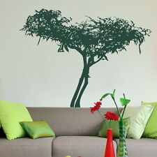 BONSAI TYPE TREE LARGE Wall sticker giant tattoo picture print decal ne68
