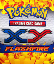 Pokemon XY Flashfire - Individual Cards (Numbers 61 - 99)