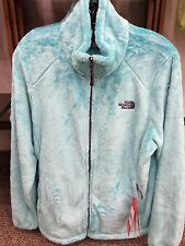 North Face Women's Osito 2 Jacket - Mint Blue