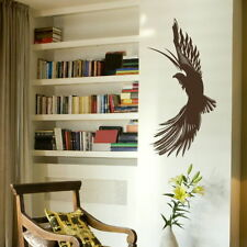 Large Falcon Wall Sticker Giant Bird Wall Transfer Removable Wall Decal bi20