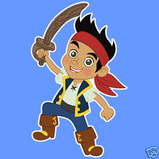Jake and the Neverland Pirates Choose Character Removable Wall Sticker Decal