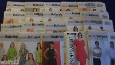 A Butterick ~ All Patterns are Size 6-12 (6,8,10,12) U-PICK ~ 11+ Listed ~ 6577