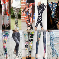 Fashion Women´s Sexy Skinny Slim Comfortable Tights High Waist Leggings Pants