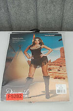 Dreamgirl Pocahottie Woman's Halloween Costume F5282