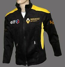 Renault sport / elf - fleece jacket (clio, megane, laguna RS)