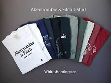 Wholesale Lot of 5 NEW NWT ABERCROMBIE & FITCH ANF MENS Muscle Fit Tee T-Shirt