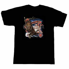 Fire Ems Police T-shirt Firefighter Fireman Firemen America's Finest Fire Rescue