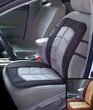 Memory Foam Microsuede Auto Seat Cushion IN HAND Car Truck Comfort Support Cover