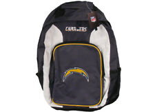 San Diego CHARGERS BACKPACK LOT OF 12 Sideline Single Mens Zipper NFL Bags