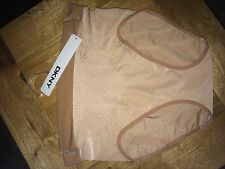 DKNY DENIM LOVE SHAPING BRIEF. 656068 Color Nude. RRP 25 GBP