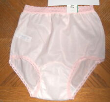 Girls (kids) Nylon Panty Size 6 or 8 Pink or Mint, Style 285 Carole