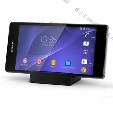 Sync Data Battery Stand Charger Dock for SONY Xperia Z2 DK36 ZR M36H Z1 Mini