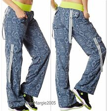 """ZUMBA FITNESS """"Essential Cargos Pants""""...GREY'S THE WAY~Sold Out and Super Hot!"""