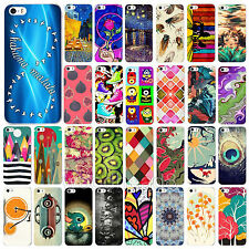 New Colorful Hot Various Design Scenery Phone Case Cover for IPhone 4 4S 5 5S 5C