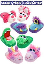 New Stompeez Kids Slippers Fun Safe Soft Comfy Walk Stomp Jump Child Gift