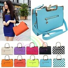 Fashion Women Korean Ladies Tote Vintage Handbag Shoulder Messenger Bag Satchel