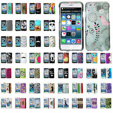Hard Plastic Snap On Case Cover for Apple iPhone 6 & iPhone 6 Plus + Free Tool