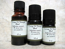 Courage N Strength Blend Essential Oil  Comparable to Y/L Valor buy 3 get 1 Free