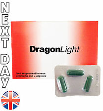XXXTRA ORIGINAL DRAGON LIGHT 475mg LIBIDO ERECTION ERECTILE MALE SEX ENHANCEMENT