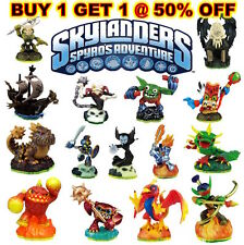 *3for2* SKYLANDERS SPYRO's FIGURES *TRAP TEAM+SWAP FORCE+GIANTS* *Buy2Get1 FREE*