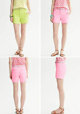 NWT Banana Republic $49.5 Milly Collection Neon Short 0P,0,2,4P,6P,8P,10P,12P,14