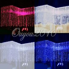 3Mx3M 300 LED Outdoor christmas xmas String Fairy Wedding Curtain Light 110V