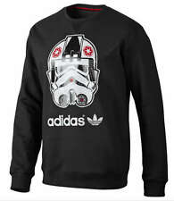 %ADIDAS STAR WARS STORMTROOPER PILOT AT-AT SWEAT SHIRT M L XL
