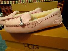UGG Australia Women's Ansley Charm Slipper - Cancer Limited Edition Pink 7,8,9