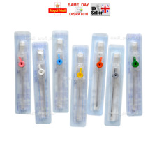 BIG CHOICE OF QTY & 7 SIZES CANNULA VENFLON WITH INJECTION PORT & WINGS CHEAPEST