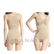 Full Body Shaper,Fajate Seamless Colombian Briefer Girdle Underwear Bodysuit