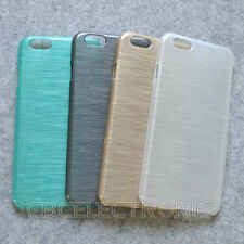 For Iphone 6 6Plus New Crystal Brushed Design Hard case back cover