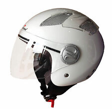 CASCO AREATO SCOTLAND D JET MOTO SCOOTER HELMET CASQUE CAPACETE 100049 AREATO