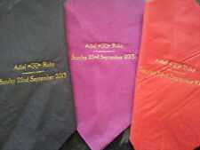 100 Personalised Napkins / Serviettes for Wedding or any occasion free postage