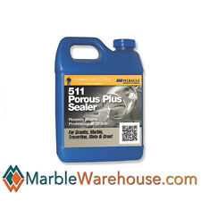 Miracle 511 Porous Plus Tile and Stone Sealer for floor counter top