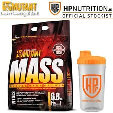 PVL Mutant Mass 6.8Kg Protein Gainer + PVL Mutant Shaker