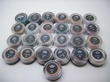 BAREMINERALS LOOSE EYECOLOR, U CHOOSE COLOR EYE SHADOW .28 G/.01 OZ MINI SIZE