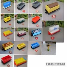 MY FIRST THOMAS THE TANK ENGINE - GOLDEN BEAR TRAIN TRUCKS AND COACHES