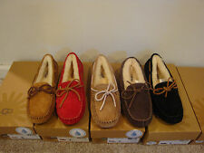 Authentic UGG Dakota Moccasin Sizes 6 thru 9 Selection of Colors Available!