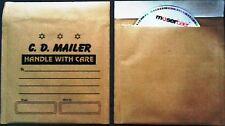Buy Wholesale Lot of CD Poly Air Mailer Bubble Envelopes