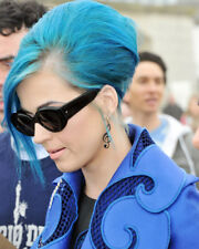KATY PERRY BLUE HAIR SUNGLASSES PHOTO OR POSTER