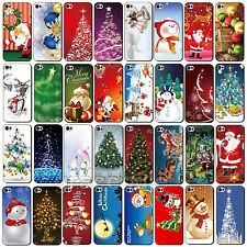 Fashion Christmas Trees Painted Design Case Cover for Apple iPhone 5 5S 5C 4 4S