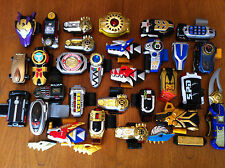 Massive Amount Of RARE Power Ranger Morphers Just Select The One You Want