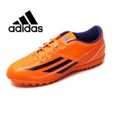Adidas Mens Soccer Shoes F5 TRX TF Astro Turf Football Trainers Size 6 & 12