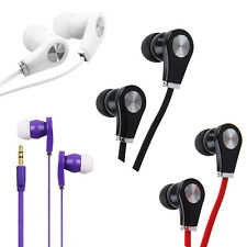 Auriculares Stereo In-Ear para Reproductor Música Móvil Mp3/4/5 Samsung iphone